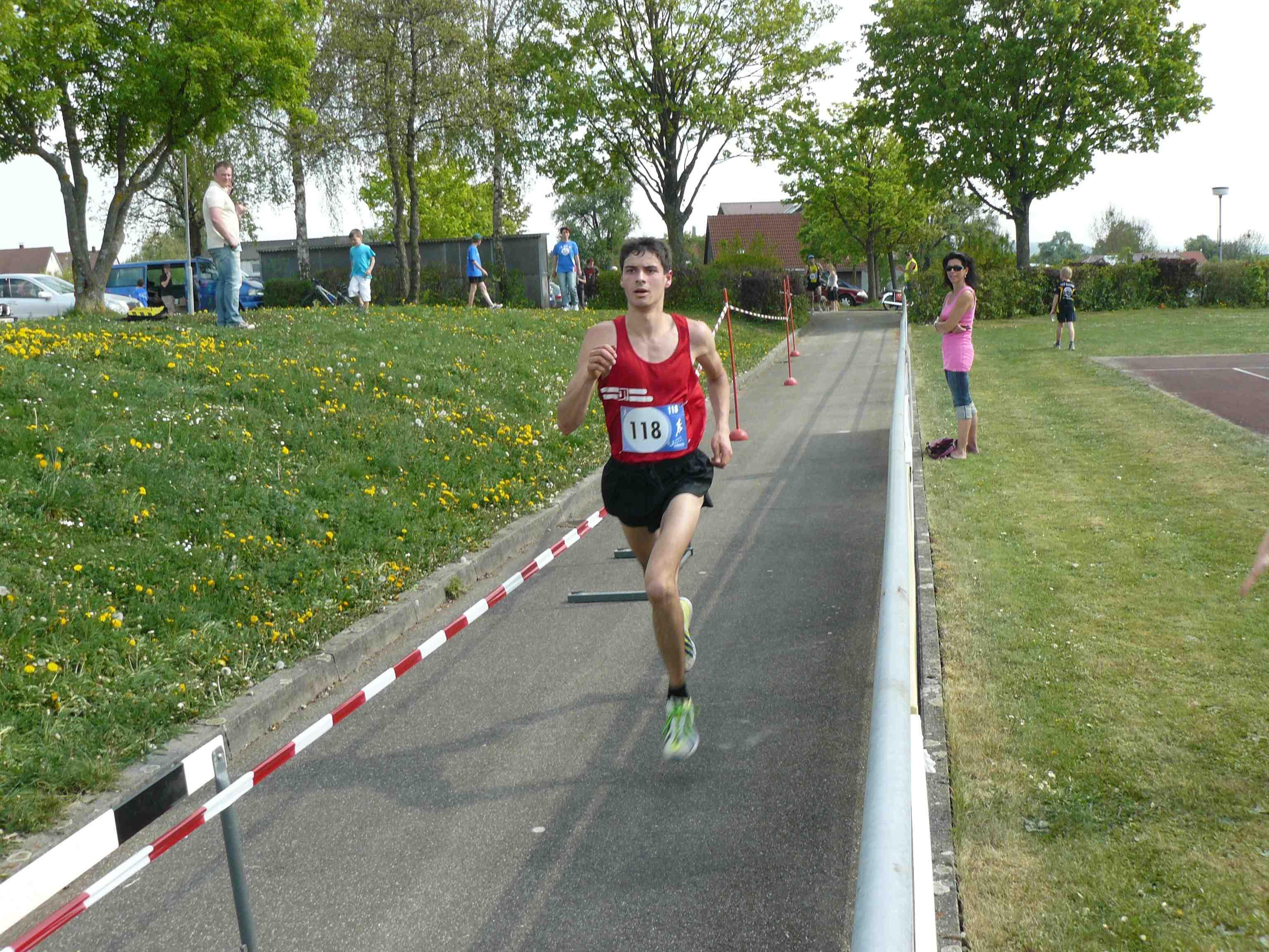Dennis, 2. Platz in der Gesamtwertung