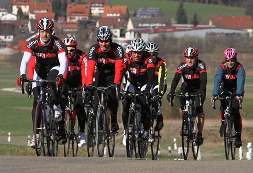 Gruppe in Stimpfach, Bild: Guido Seyerle