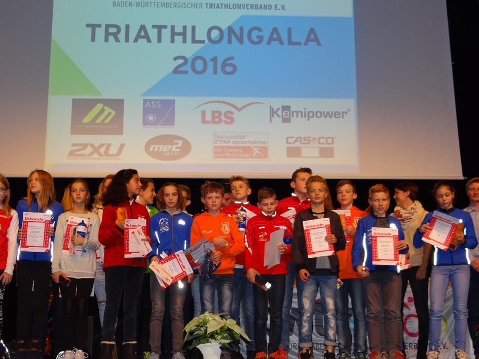 Triathlongala 2016