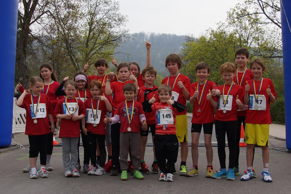 TriMinis beim 3-Berge-Cup in Michelbach